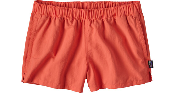 Patagonia W's Barely Baggies Shorts Carve Coral